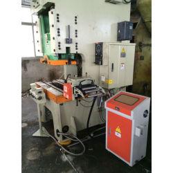 Automatico riga vuota ad alta velocità servo bobina di alimentazione, modello: RNC