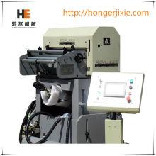 2014 di alta qualità nc servo automatico in acciaio bobina del rullo di alimentazione della macchina
