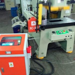 자동 핫 판매 고품질의 저렴한 CE 및 주식 코일 ncf 300 롤 피더