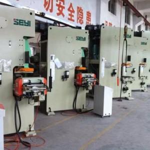 고속 금속 압연 기계