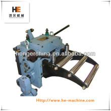 3 kW uncoiler idraulico rool macchine che fanno con sistema di controllo cnc