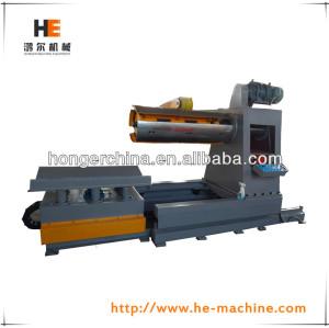 CNC 자동 uncoiler 교정기 피더 산업 생산