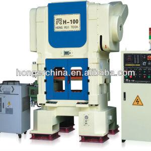 rh-100 공기 정밀 시트 금속 펀칭 기계