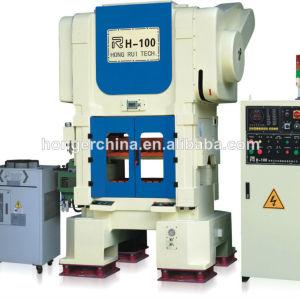 전체 auotmatic CNC 고정밀 금속 브레이크 프레스 기계 rh100