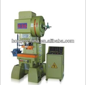 25 ton automatica c- Tipo punzone pressa