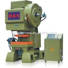 2014 più caldo automatico ad alta velocità r65 banco pressa meccanica