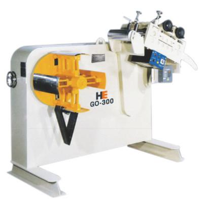 La Máquina Desenrolladora y Niveladora