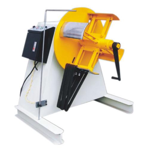 Máquina De Desenrollador De Acero Manual