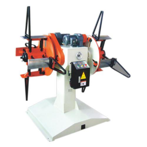 Automática Motorizada De Desenrollador De Doble Cabeza