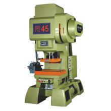 El Agujero De Acero De La Máquina De Perforación