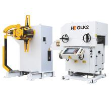 De Alta Precisión 3 En 1 CNC Servo Alimentador De Rollo