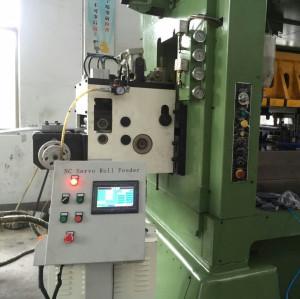 Fabricación De Máquina De Alimentador