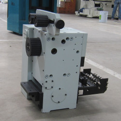 Máquina De Alimentador  De Engranaje