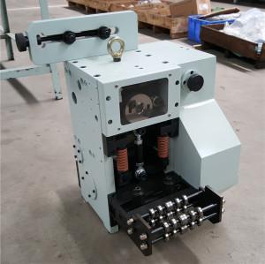Máquina De Alimentador  De Engranaje De Alta Velocidad