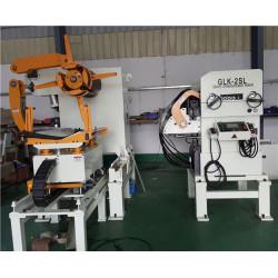 Alta Qualidade De Aço Desenrolando Máquina 3 Em 1