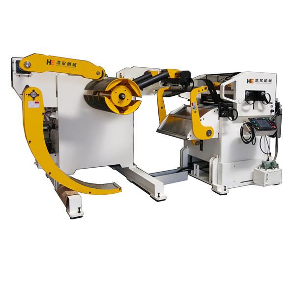 فلطحة و تقويم (3 آلات مدمجة في آلة واحدة)