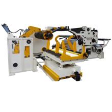آلة تقويم وتلقيم (3 آلات مدمجة في آلة واحدة)