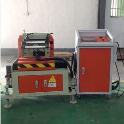 Machine d'alimentation du servo-système Zigzag