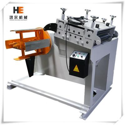 Haspel Maschine und Richt Maschine