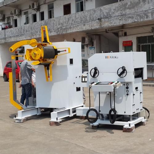 Daten PLC Feeder Maschine