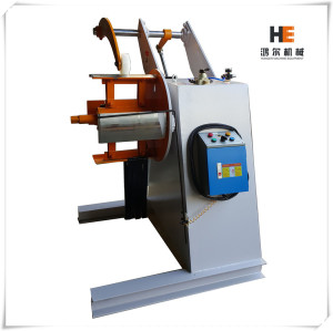 Manual Uncoiler Machine