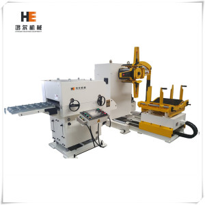 3 in 1 NC Servo Feeder
