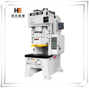 Machine de presse semi-fermé