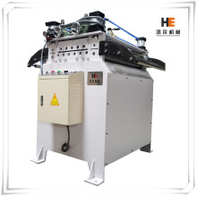 Machine de nivelage des aciers inox