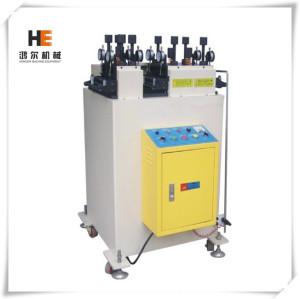 Machine de redressage automatique des bobines