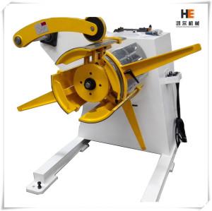 Rozwijarka maszynowa do blachy przeznaczona do robót ciężkich