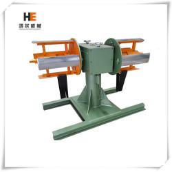Dwugłowicowy bębnowy odwijak maszynowy