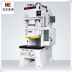 APA precision punching machine-110T