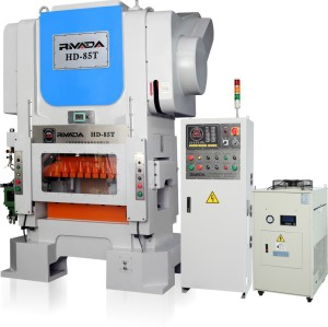 EI sheet making machine H Frame CNC Brake Press,Model:H-85