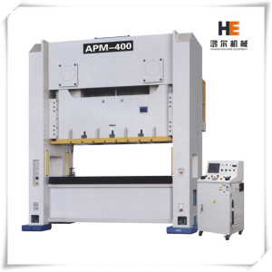 APM punching machine-400T