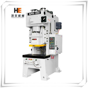 APA precision punching machine-260T