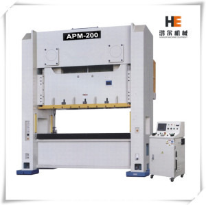 APM punching machine-200T