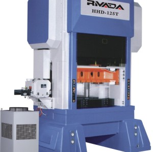 125 Ton H Type High Speed Power Press