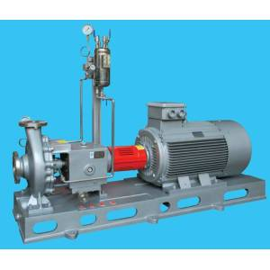 IJ Chemical Process Pump