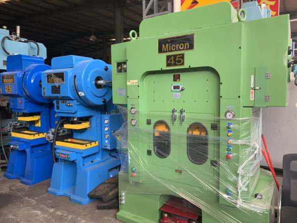 Mircon brand 45Ton H Type High Speed Power Press( from Taiwan and 90% new)