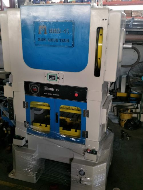 Ming Shiuh Tech brand 45T High Speed Power Press( from Taiwan and 90% new)