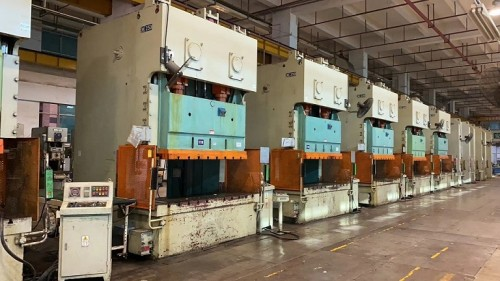 250T double point  punching machine
