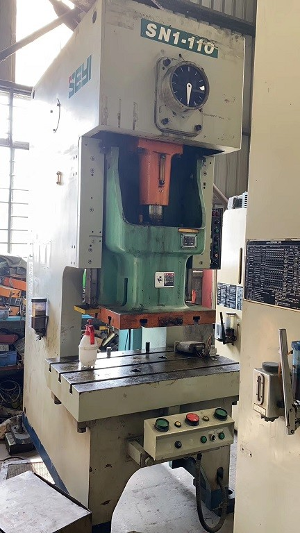Seyi brand 110T gap frame press
