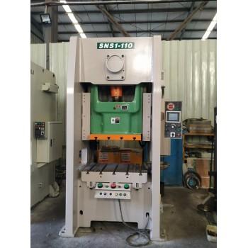 Seyi brand 110T straight side single point press