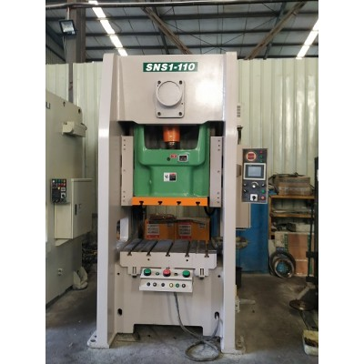 Seyi brand 110T straight side single point press