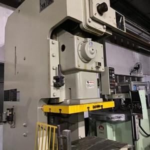 Chinfong brand gap frame 110T press