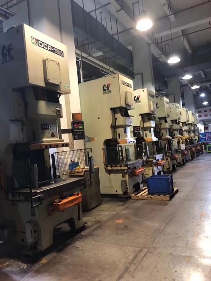 Chinfong series single crank press