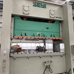 Seyi brand 400T straight side double crank press