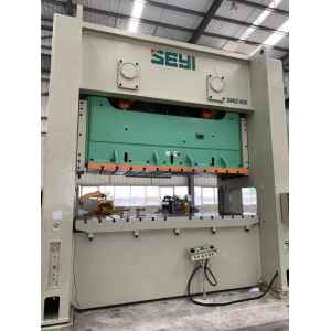 Seyi brand 400T straight side double crank press