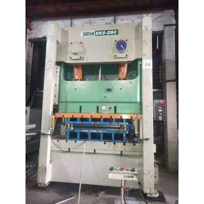 Seyi Gap Frame Press Machine SN2-200