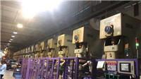 Seyi Gap Frame Press Machine SN1-200